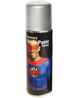 Body Paint Spray – Silver
