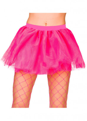 Bright Pink Tutu - Soft 3 layer