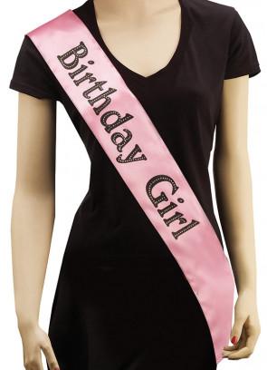 Birthday Sash– Birthday Girl!