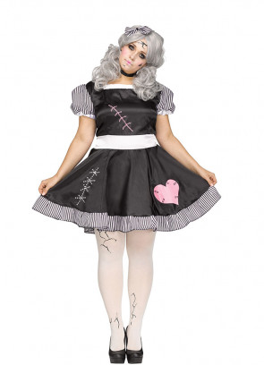 Ladies Broken Doll XL