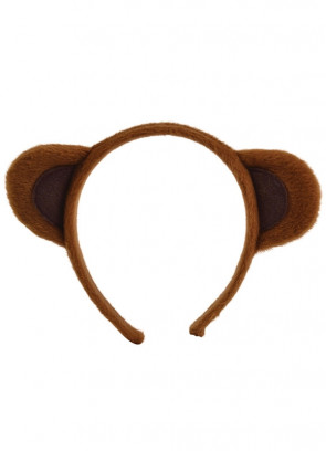 Brown Monkey Ears