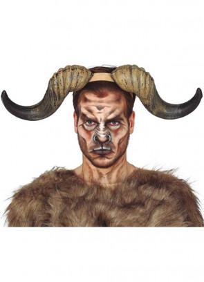 Bull / Buffalo Horns 23cm