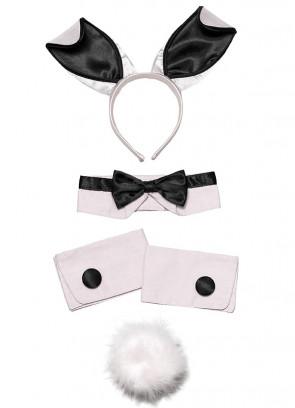 White Bunny Set (Playboy)
