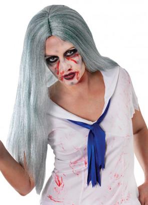 Zombie Straight Wig