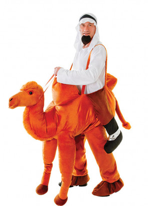 Camel (Mens) Step-In Costume