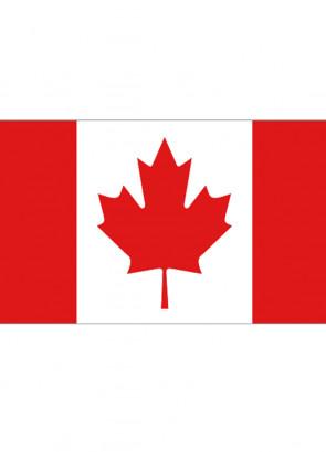 Canadian (Canada) Flag 5x3