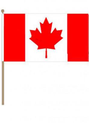 Canada Hand Flag