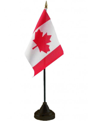 Canada Table Flag
