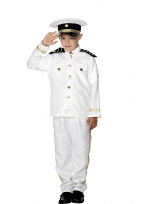 Captain Titanic (Boys) Costume