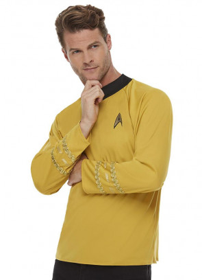 Captain Kirk Top - Star Trek - The Original
