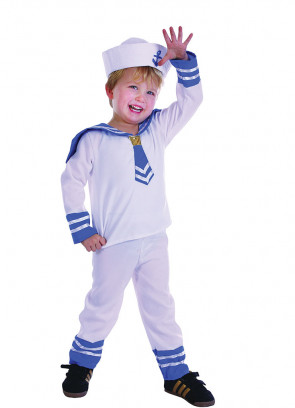 Sailor Boy (Toddler) Costume