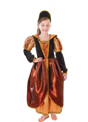 Tudor Queen Costume