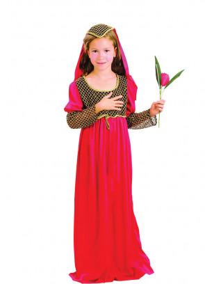 Juliet (Girls) Costume