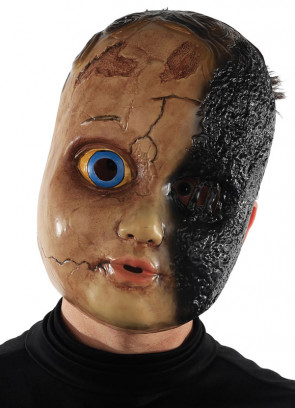 Charred Charlie - Dreadful Doll Mask