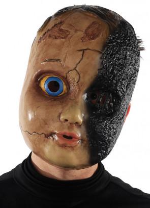 Charred Charlie - Dreadful Doll Mask