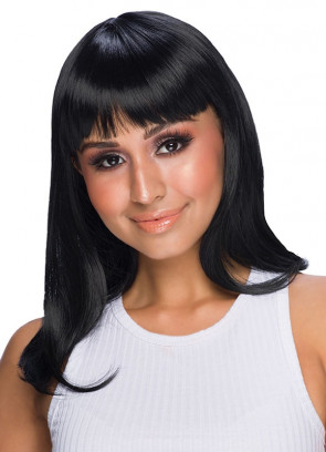 Chic Doll Wig - Black