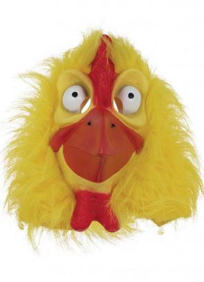 Chicken Mask - Fur