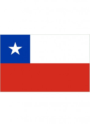 Chile Flag 5x3