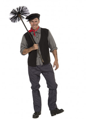 Chimney Sweep (Burt - Mary Poppins) Costume