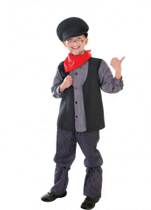 Chimney Sweep (Boys) Costume