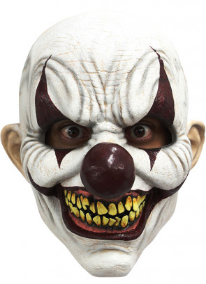Chomp Clown - Overhead Mask