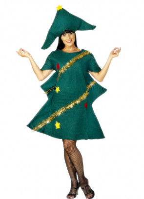 Christmas Tree Costume (hat)