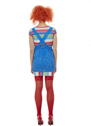Ladies Chucky Child's Play 2 Costume