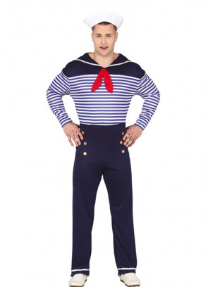 Classic Sailor Mens Costume