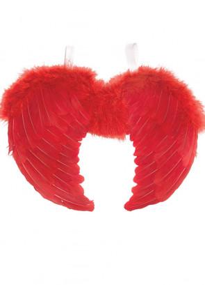 Angel Wings Red (Kids) 30x42cm