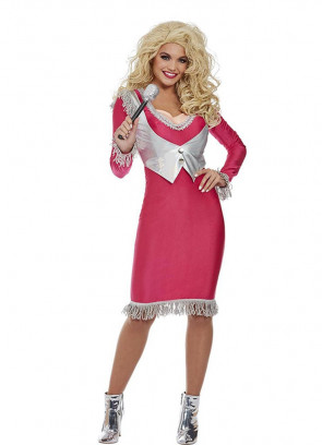 Country Singer Icon - Dolly Costume
