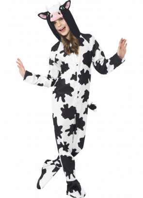 Cow Jumpsuit