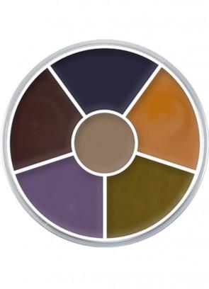 Kryolan Supracolor Cream Make-Up Circle - Bruise