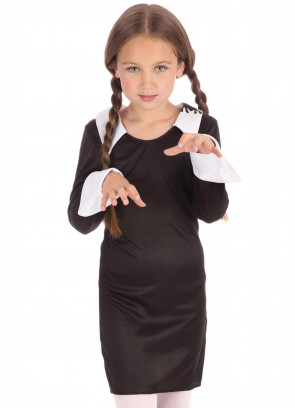 Creepy Schoolgirl - Girls Costume - Monster-Family