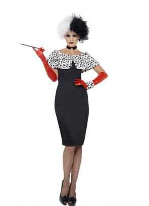 Cruella (Evil Madame) Costume