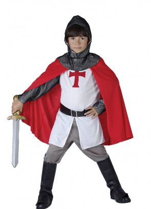 Medieval Crusader (Boys) Costume