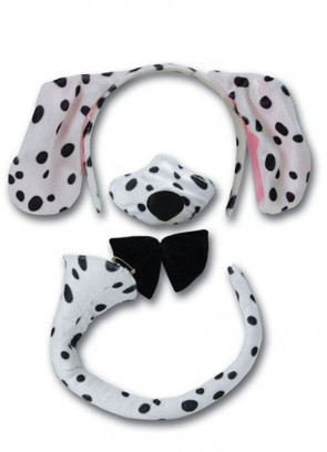 Dalmatian Set/Sound (Bow-Tie)