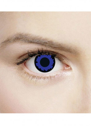 Dark Elf Contact Lenses - One Day Wear