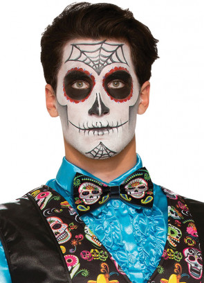 Day of the Dead Bow-Tie
