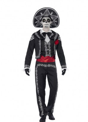 Day of the Dead Senor Bones