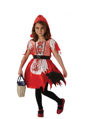 Dead Riding Hood – Girls Costume