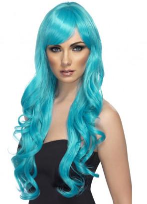 Desire Wig (Aqua Blue)