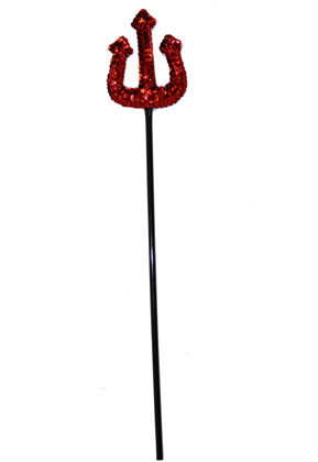 Sequin Devil Trident/Fork