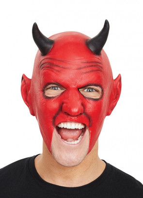 Devil - Mouth Free Mask