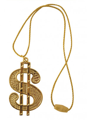 Dollar Medallion (String cord)