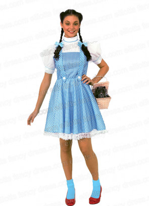 Wizard Of Oz (Dorothy) Costume
