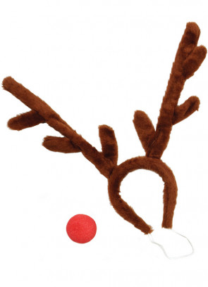 Rudolph Disguise Kit (Reindeer)