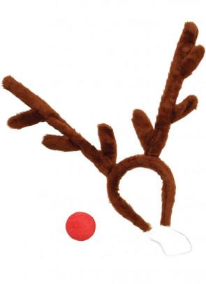 Rudolph Disguise Kit (Reindeer)