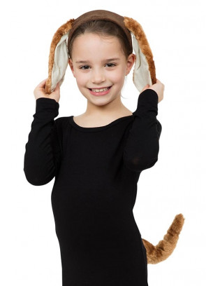 Dog Set – Ears and Tail