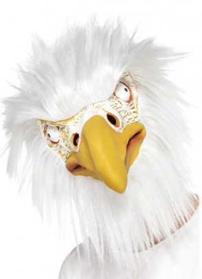 Eagle Rubber Mask