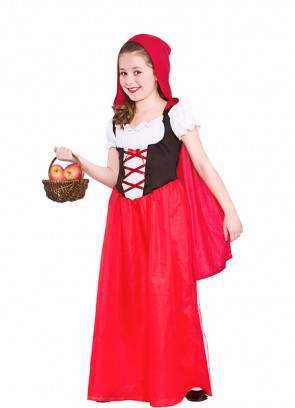 Red Riding-Hood Costume